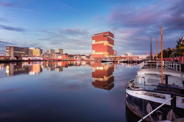 Architecture_Mas_Het mas_Antwerpen_Caphca_Photography