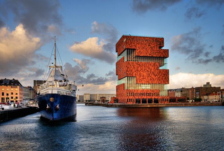 Architecture_Mas_Het mas_Antwerpen_Caphca_Photography_Nano