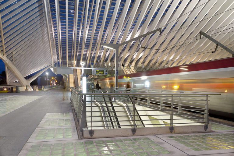 Architectuur_persoon_luik_station_Guillemins_caphca_Train