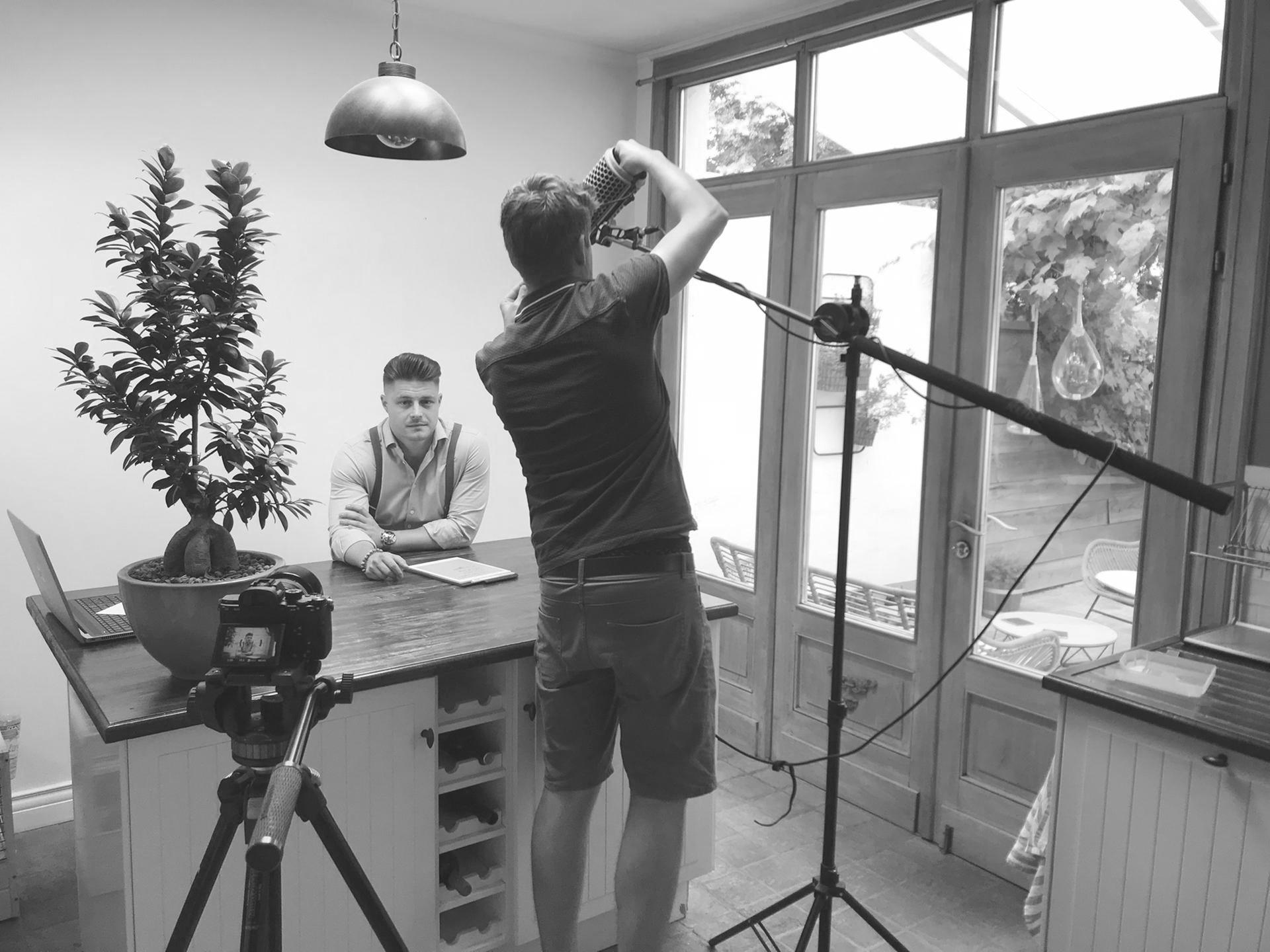 Studio_Caphca_Videoproductie_Christophe_Luts_DSCVR_Bedrijfsvideo