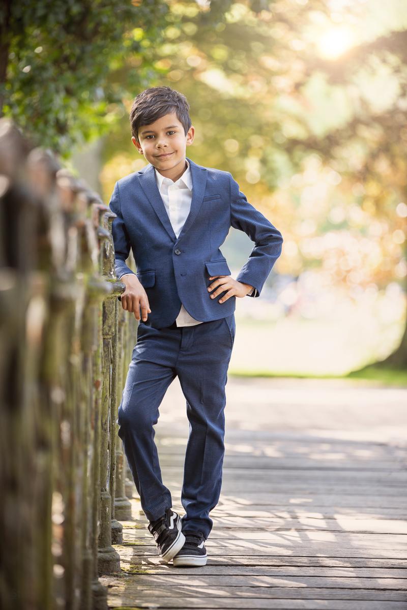 Kinderportret_park_gekleed_Mode_portret_Caphca