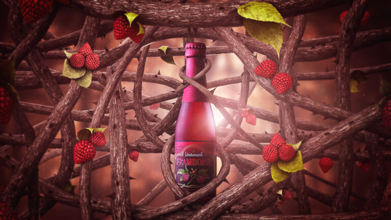 Lindemans_3D_CGI_Product_Commercial_Caphca_Photography