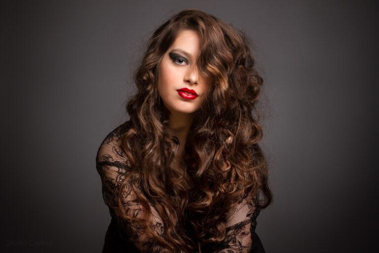Olivier_Hairdressers_Model_Hair_Caphca_Studioportrait