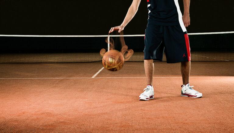 Schoenen_Reclamefotografie_Basketbal_Tennis_Caphca_Smoke