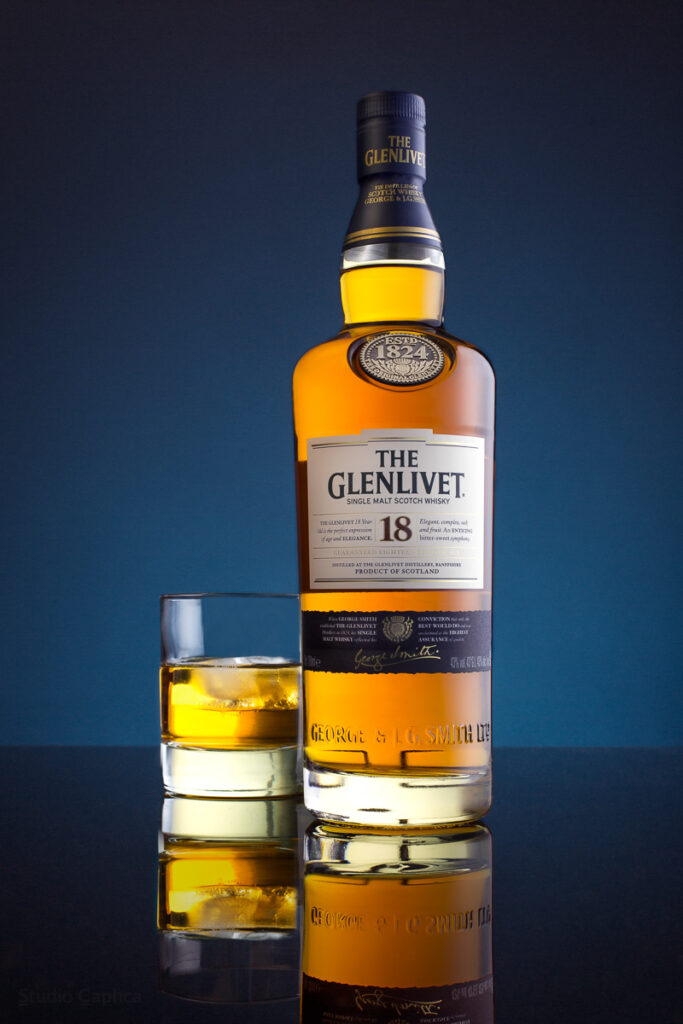 Whiskey_The_Glenlivet_Beverage_Food_Product_Caphca_Studiofotografie_productfotografie_productfotograaf